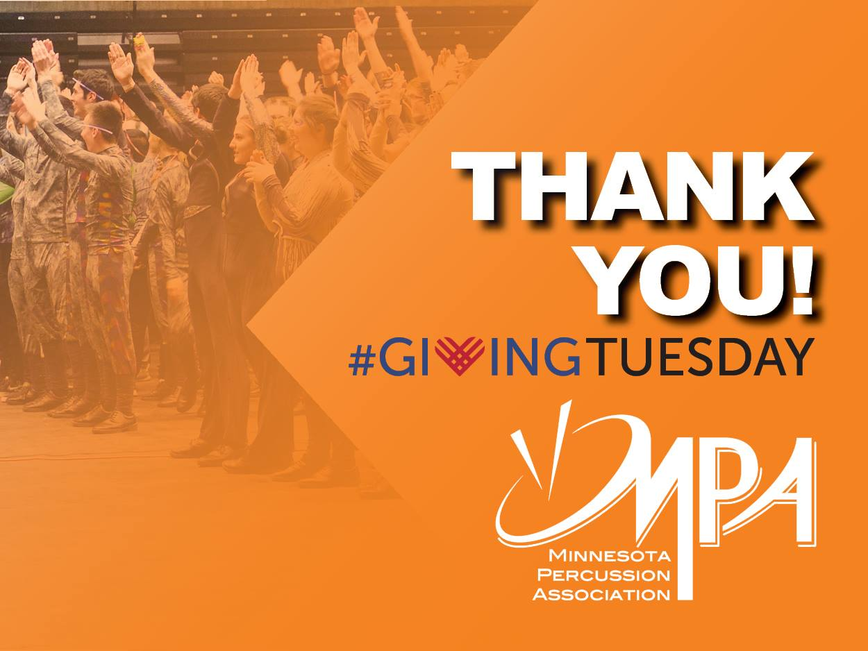 MPA 19 Giving Tuesday Thanks