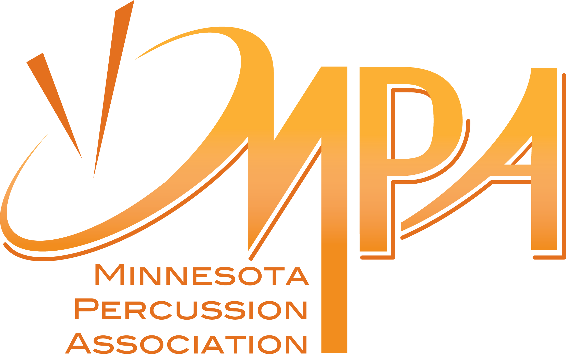 mpa logo with gradient